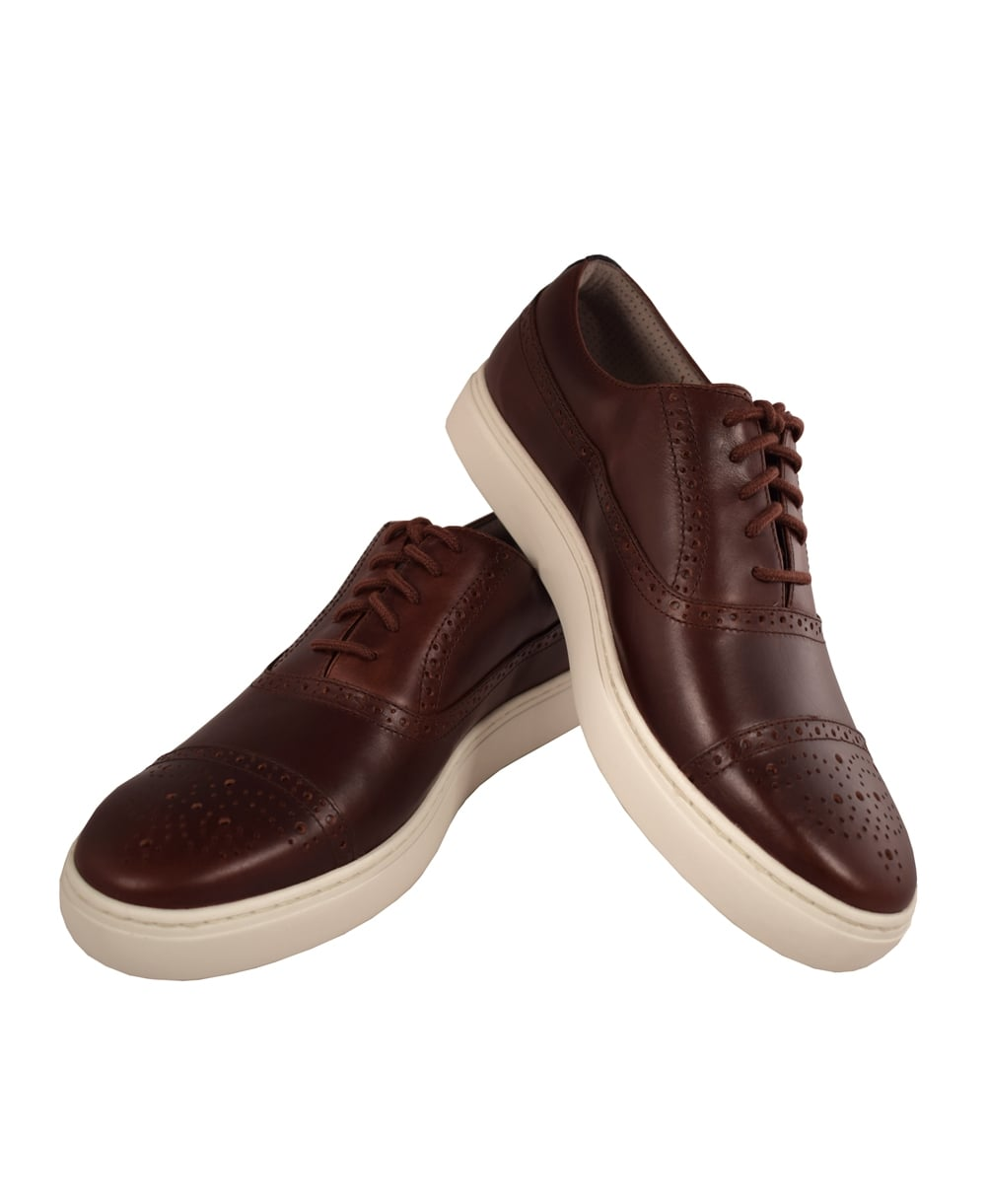 Paul Smith Brown Shoes Sale