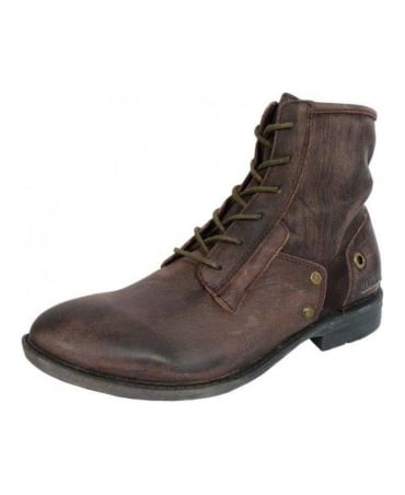 Brown Light/Soft Leather Boots