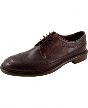 Paul Smith - Shoes Brown Lincoln SNXC-P119-CVF Brogue Shoe