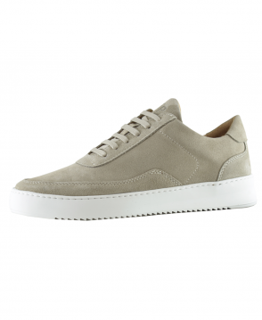 Filling Pieces Brown Low Mondo Ripple Nardo Trainers