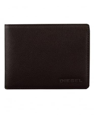 Diesel Brown Neela XS Leather Wallet
