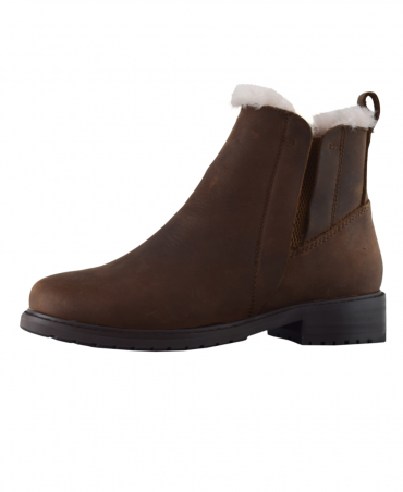 Brown Pioneer Suede Boot