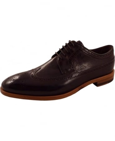 Brown SPXD-RO53-DIV Talbot Brogue Shoe
