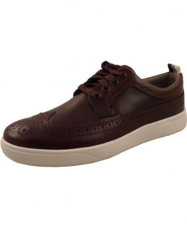 Paul Smith - Shoes Brown SPXG-R244-ONT Harkin Brogue Trainer