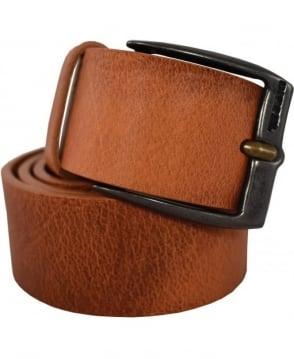 Diesel Brown Textured B-Whyz X04408 Belt