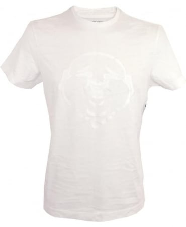 True Religion Buddha T-shirt In White