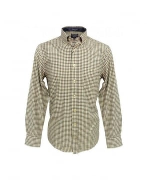 Gant Cacao Bean Check Midtown Shirt
