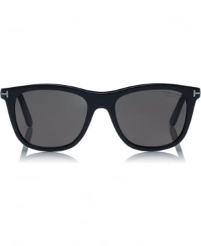 Tom Ford Charcoal Square Andrew Sunglasses