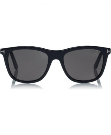Charcoal Square Andrew Sunglasses