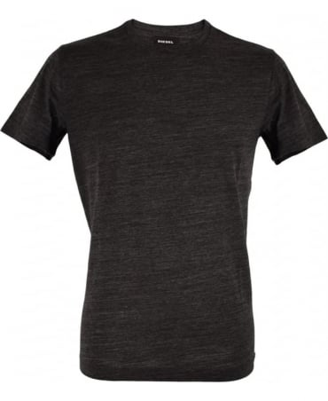 Diesel Charcoal T-Sirio Crew Neck T-Shirt
