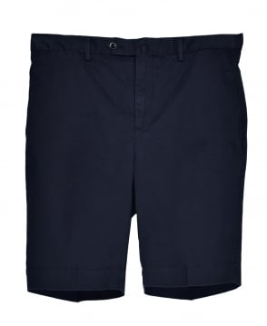 Hackett Core Stretch Shorts In Navy