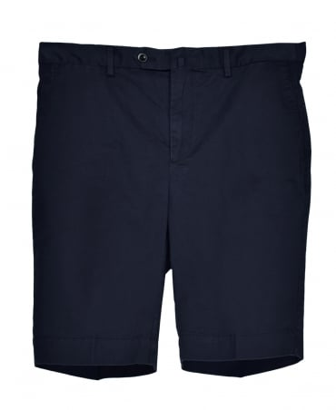 Core Stretch Shorts In Navy