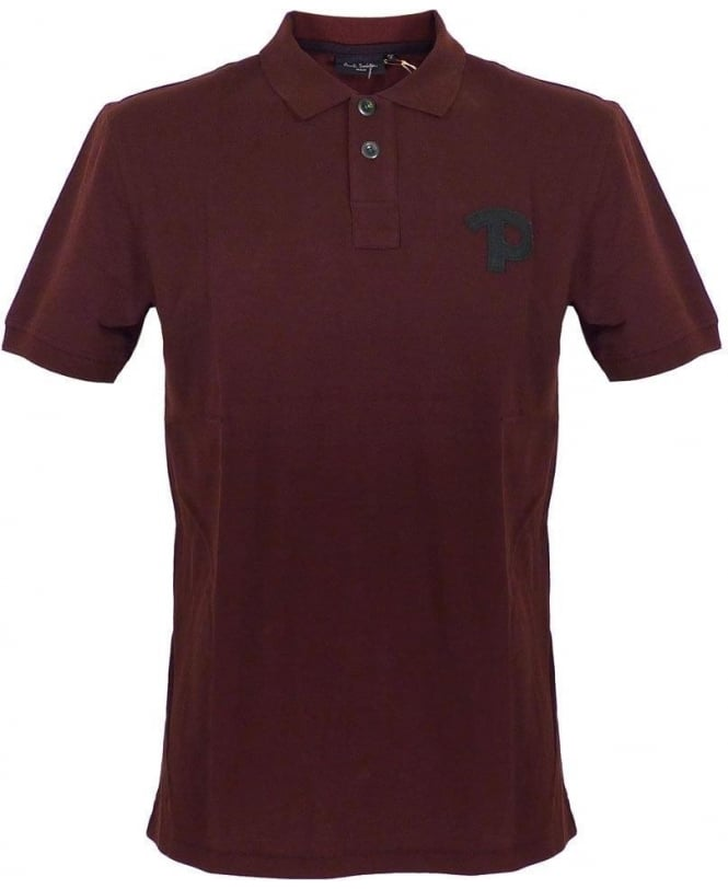 Paul Smith Damson P Logo Polo Shirt