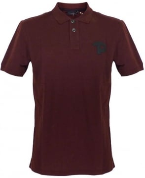 Paul Smith  Damson P Logo Polo Shirt