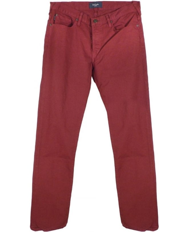Paul Smith Damson Red JLCJ/301M/414 Taper Jean