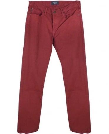 Paul Smith - Jeans Damson Red JLCJ/301M/414 Taper Jean