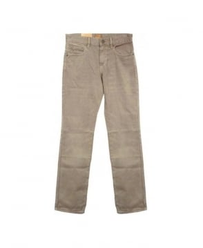 Hugo Boss Dark Beige Barcelona Jeans
