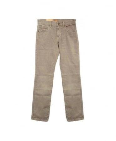 Hugo Boss Dark Beige Barcelona Jeans