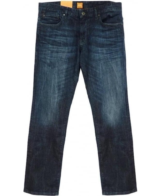 Hugo Boss Dark Blue Barcelona Jeans 50260780