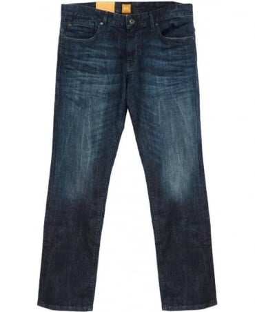 Hugo Boss Dark Blue Barcelona Jeans 50260780