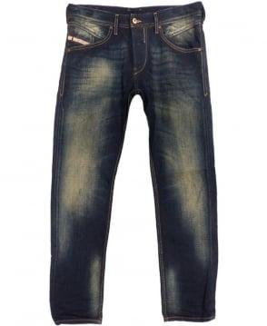 Diesel Dark Blue Belther 0608A Jeans
