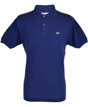 Lacoste Dark Blue Classic Fit Polo