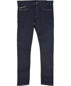 Replay Dark Blue 'Foreverdark' Waitom M983 Jeans