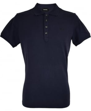 Diesel Dark Blue 'Heal' Polo