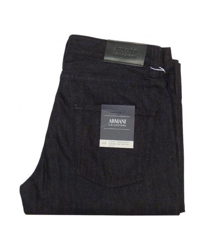Armani Collezioni Dark Blue J15 Jeans