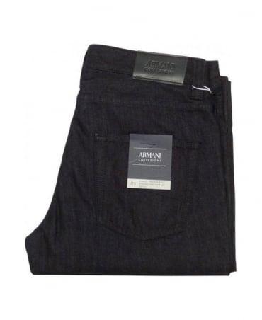Armani Dark Blue J15 Jeans