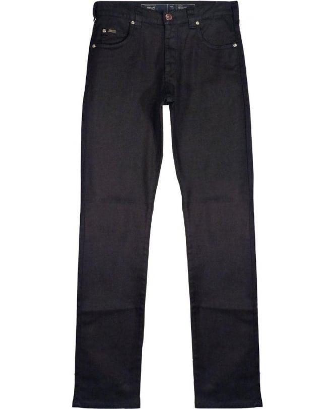 Armani Collezioni Dark Blue J15 Slim Fit Collezioni Jeans