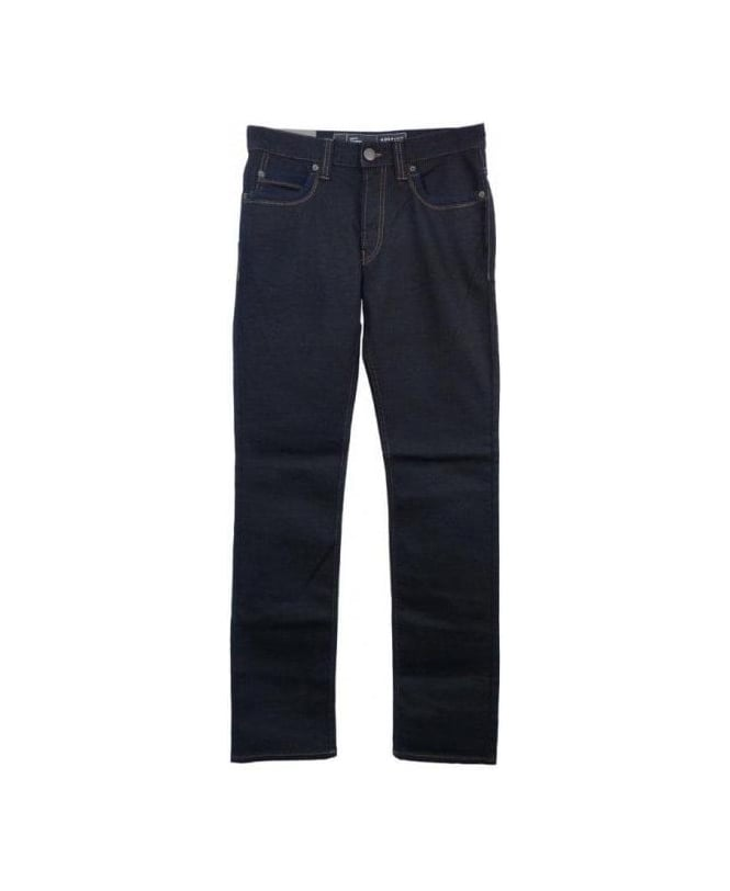 Armani Dark Blue J15 Slim Fit Jeans