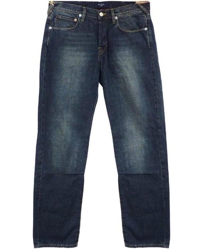Paul Smith Dark Blue JKCJ/400M/103W Standard Fit Jeans