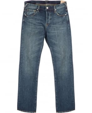 Paul Smith  Dark Blue JLCJ/400M/401 Standard Fit Jean