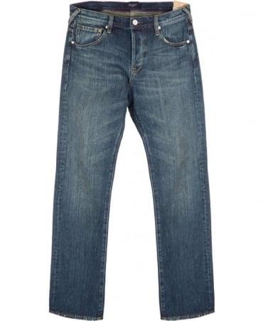 Paul Smith - Jeans Dark Blue JLCJ/400M/401 Standard Fit Jean