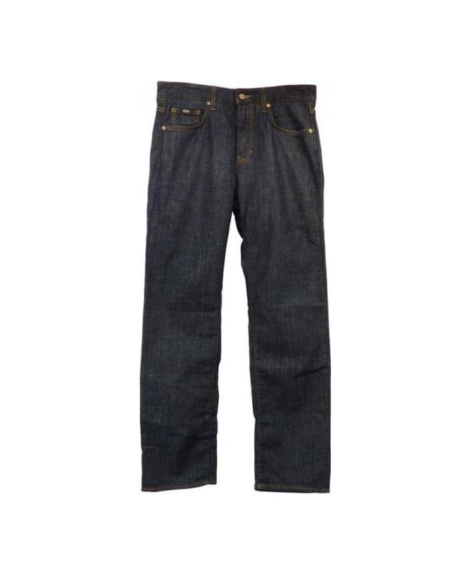 Hugo Boss Dark Blue Kansas Jeans