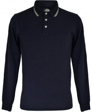 Colmar Originals Dark Blue Long Sleeve Polo
