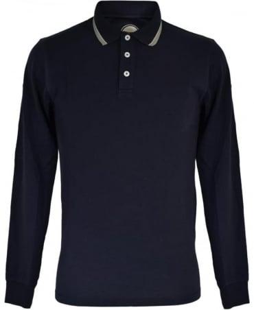 Colmar Originals Dark Blue Long Sleeve Polo