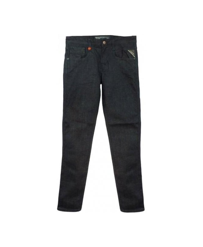 Replay Dark Blue M914 Anbass Jeans