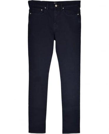 PS By Paul Smith Dark Blue PSXD-401Z-304 Stretch Jean