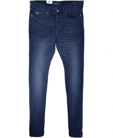 Scotch & Soda Dark Blue Ralston Bad liquor Jeans