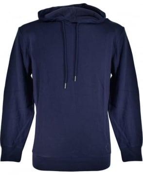 Diesel Dark Blue S-Asaku' Hooded Sweatshirt