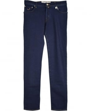 Jacob Cohen Dark Blue Slim Fit Jeans