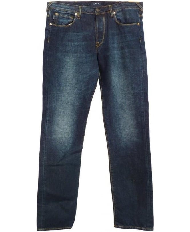 Paul Smith Dark Blue Standard Fit Jeans