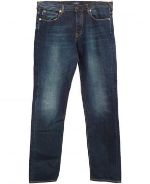 Paul Smith - Jeans Dark Blue Standard Fit Jeans