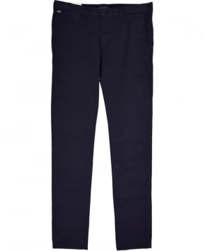 Scotch & Soda Dark Blue Stuart 136195 Chino