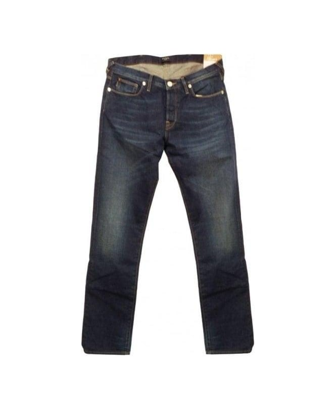 Paul Smith Dark Blue Tapered Fit Jean