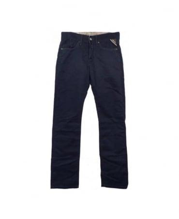 Replay Dark Blue Waitom Jeans