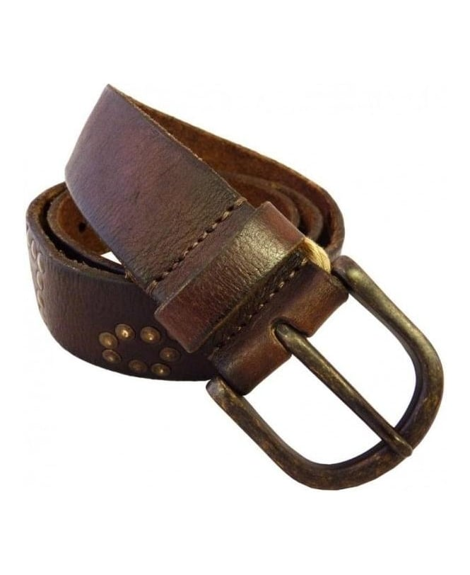 Replay Dark Brown AM2258 Belt
