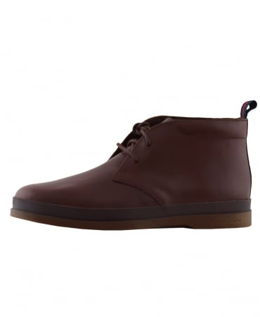 Paul Smith - Shoes Dark Brown Claf 'Inkie' Boot